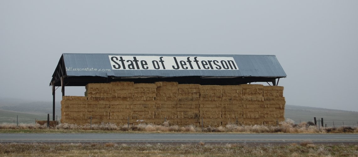 The real history and meaning behind 'the State of Jefferson'